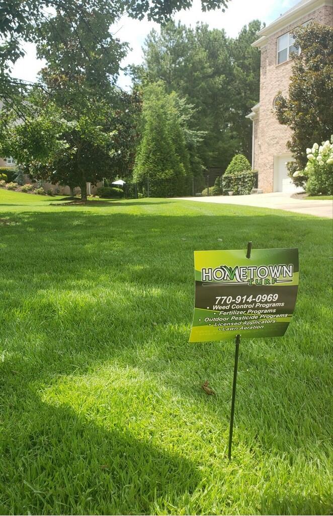 Aeration & Overseeding - Locust Grove, GA