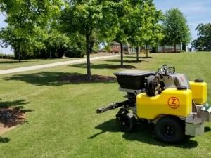 Lawn Fertilization in Lake Spivey, GA